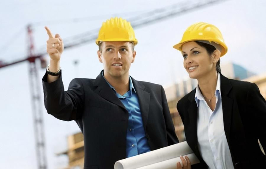 в строительстве заняты люди следующих профессий каких
